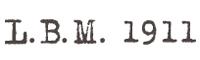 エル ビー エム 1911