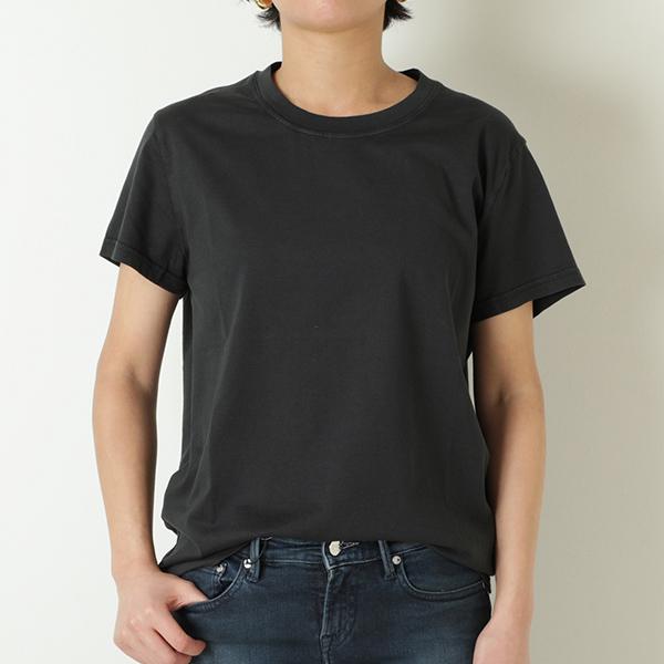 【国内正規品】フェデーリ FEDELI レディース クルーネック Tシャツ カットソー 半袖 NATION-MM 3UEF0277USA