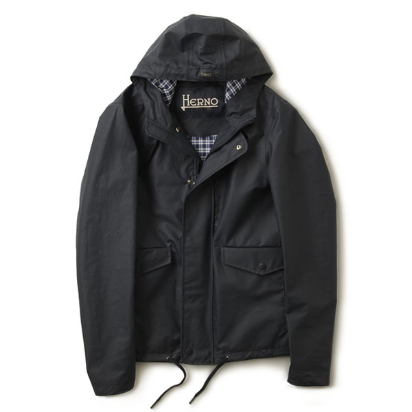 HERNO ヘルノ メンズ ジャケット コーティング コットン GI0160U 9291